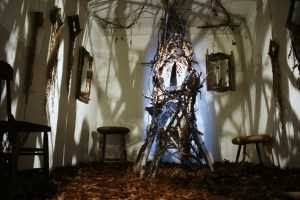 Tessa D'Agostino_Origins of Existence_Part of Room_front view